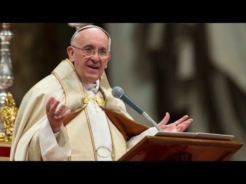 Pope Francis Supports Evolution & Big Bang