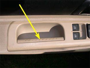 Vwvortex Com Diy Removing Front Door Parts Door Panel Door Unlock Handle And Sideview Mirror Con Imagenes