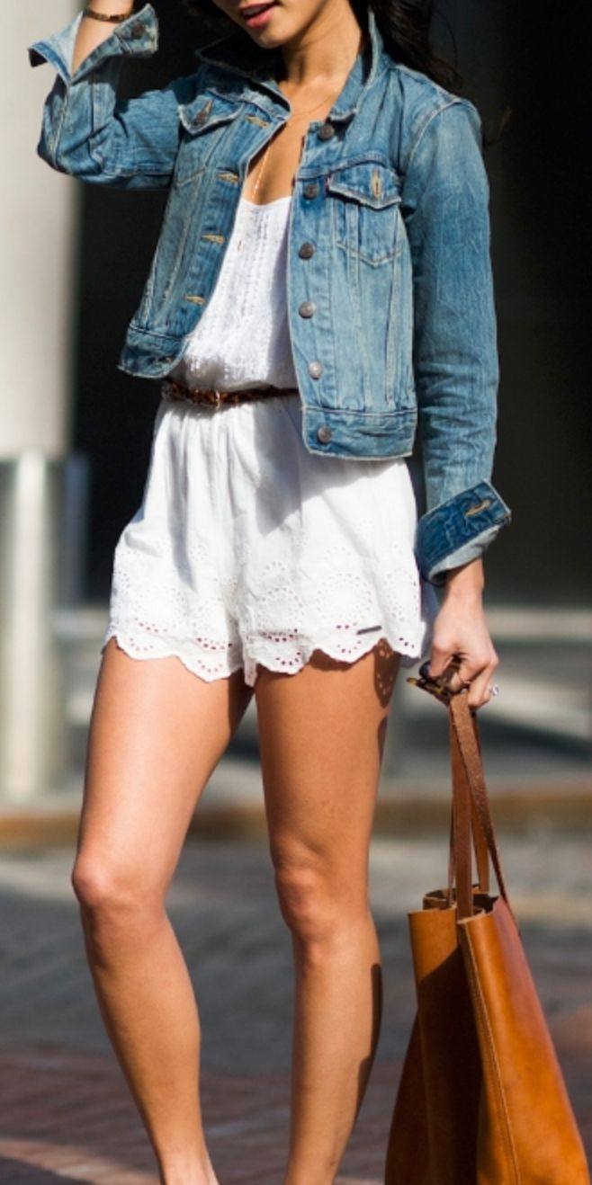 b194ea26a30f 15 Tips to Style a Denim Jacket