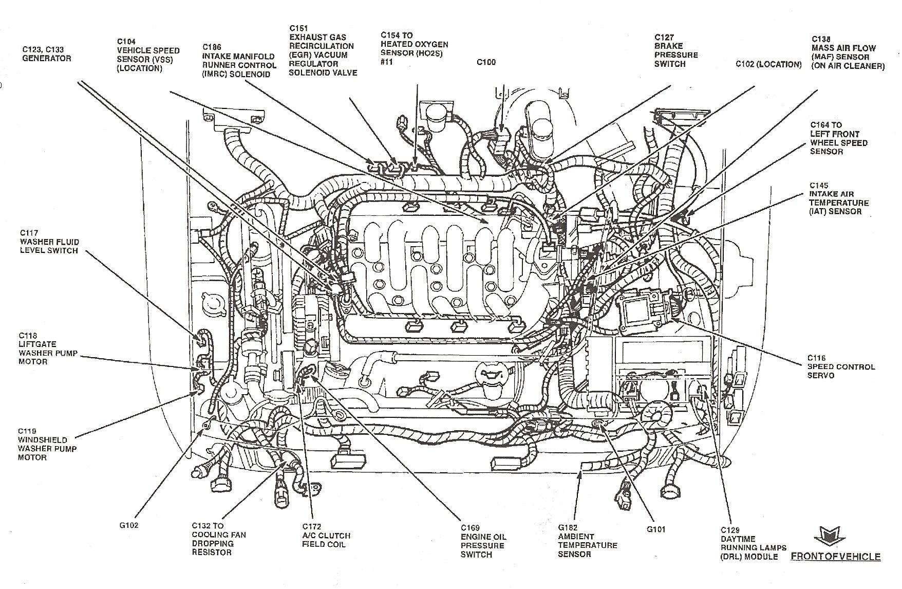 2003 ford explorer parts diagram in 2021 | ford explorer xlt, ford focus  engine, ford explorer  pinterest
