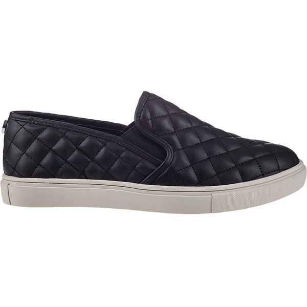 767b23fe58a STEVE MADDEN Ecentrcq Slip-On Sneaker Black (1