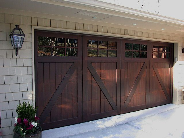 Thinking About Painting Your 1950 S Vintage Brick Ranch Home Garage Door Design Garage Door Styles Garage Doors