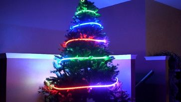 Led Color Changing Christmas Tree