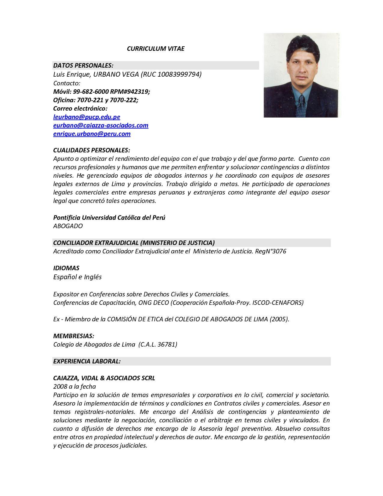 36+ Resume en espanol 2020 ideas in 2021