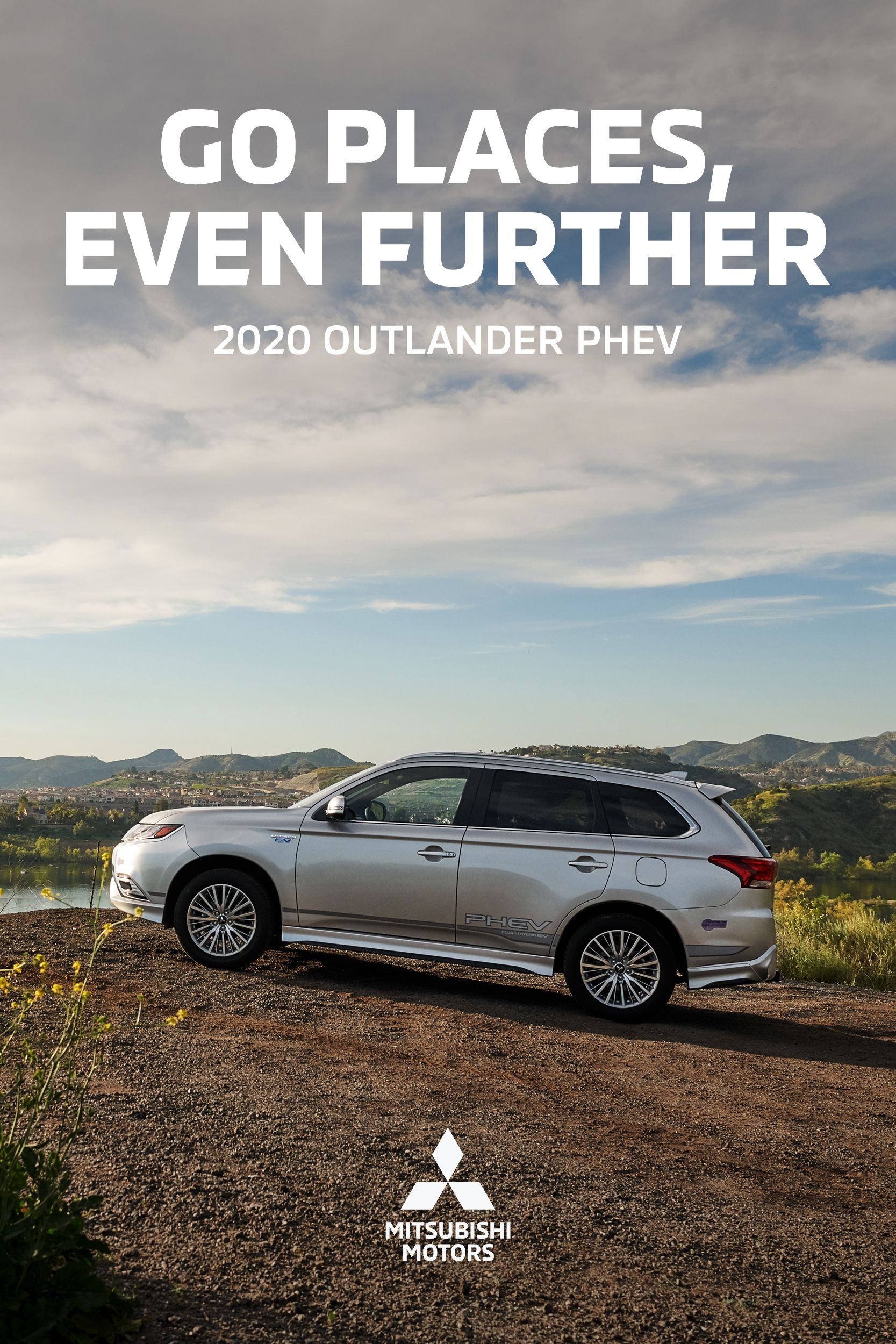 Ev Efficiency With Off Road Suv Capability In 2020 Outlander Phev Outlander Mitsubishi Outlander