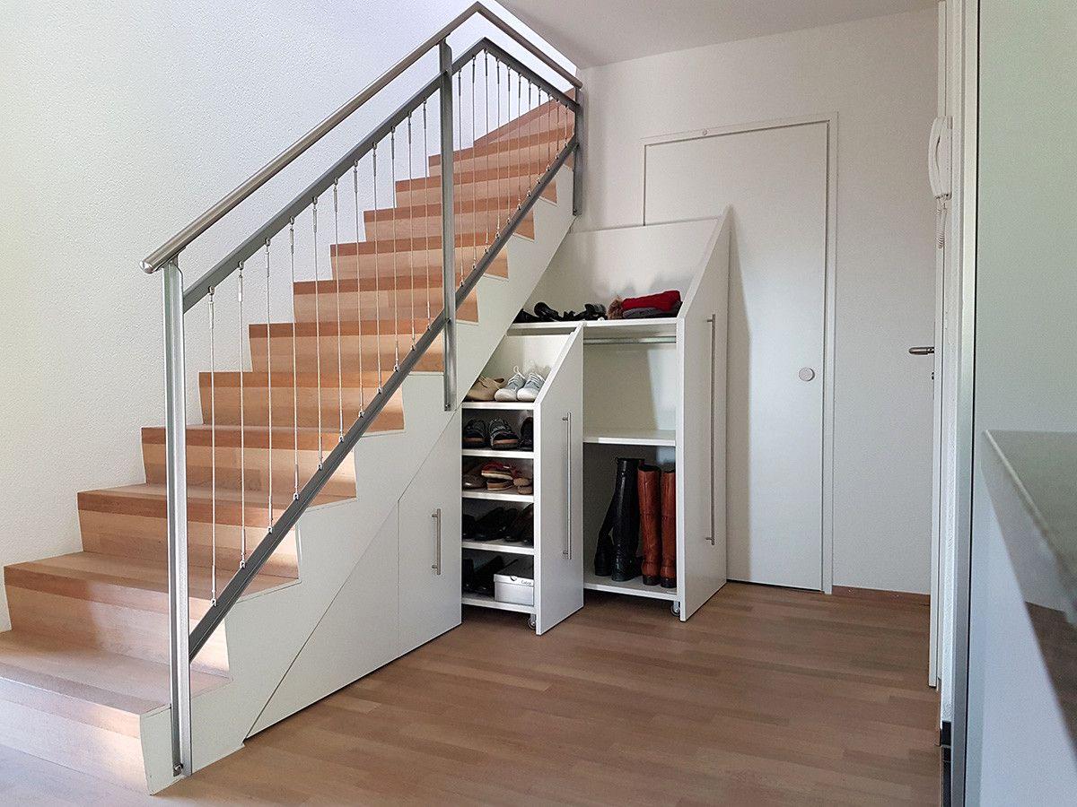 Pin Von Christiane Deck Auf Treppe Mit Bildern Schrank Unter