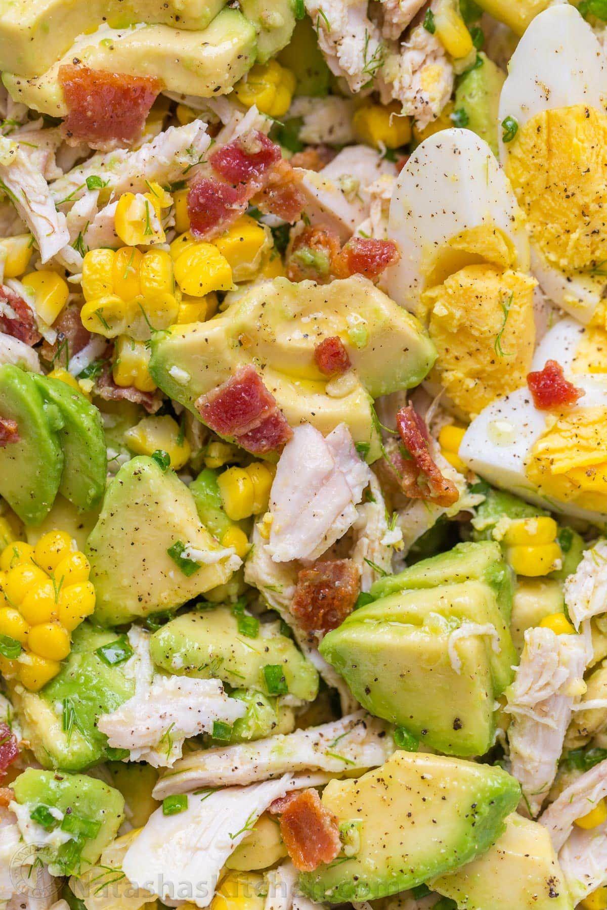 Avocado Chicken Salad Recipe Chicken Salad Recipes Avocado