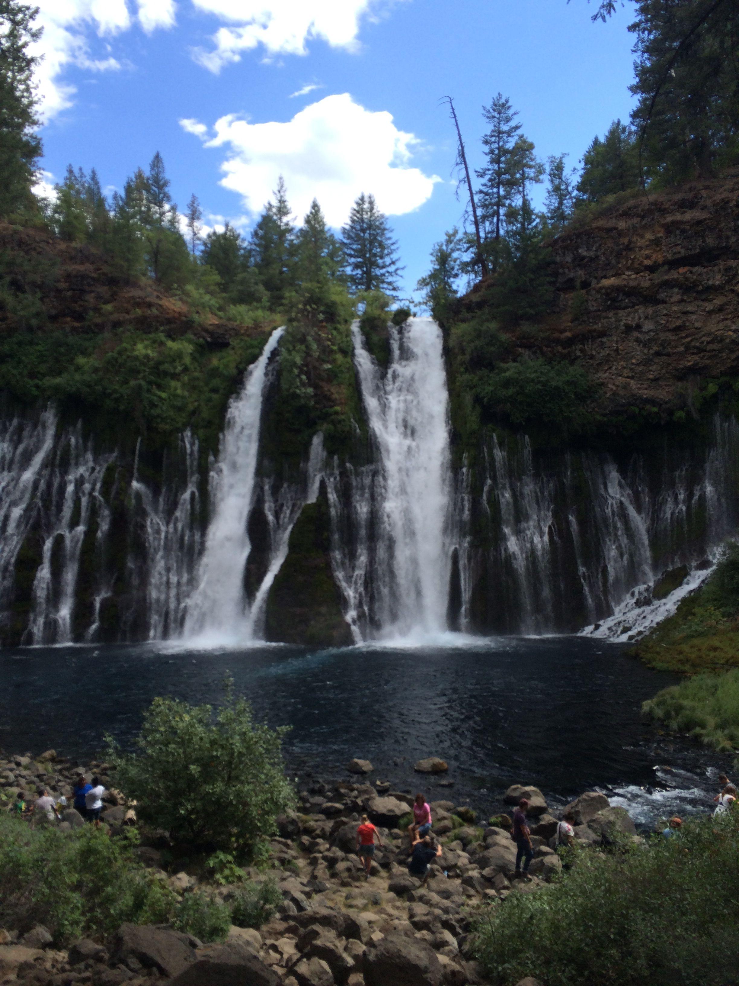 Burney Falls calif
