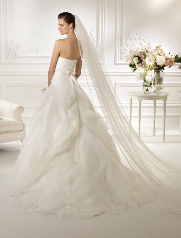 ced19b3cd WHITE ONE Noray Talla 6 - De novia a novia