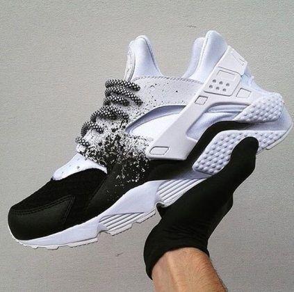 Top 100 Custom Kicks Of All Time Sneakerz Page 51 Nike Free Shoes Nike Shoes Women Sneakers Fashion