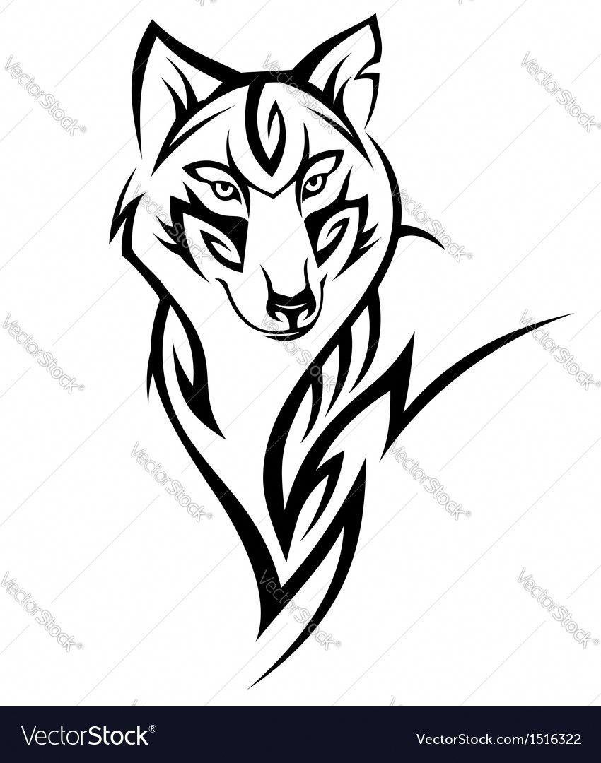 Polynesian Tattoos The Art Of Ink Polynesiantattoos Tribal Wolf Tattoo Tribal Drawings Tribal Wolf