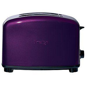 Prestige 2-Slice Toaster in Plum