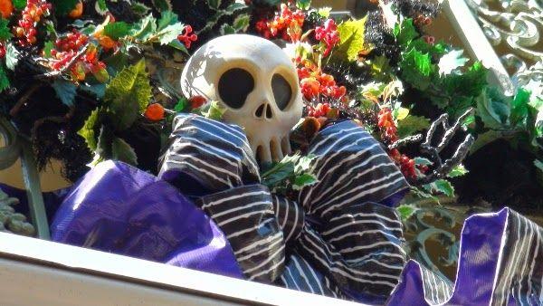 DIY Nightmare Before Christmas Halloween Props DIY Black  White