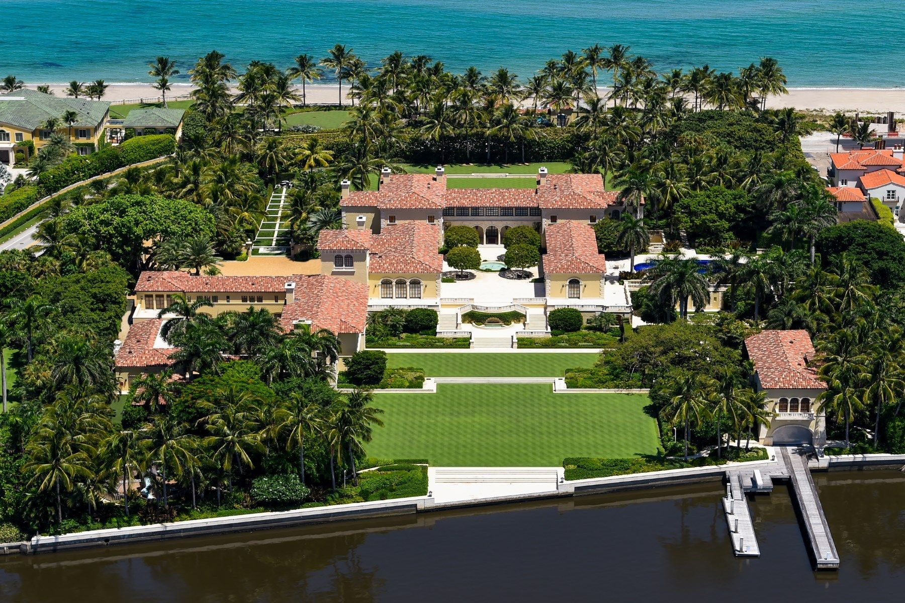 For $137 Million, II Palmetto Could be Your Dream Home | Palm beach ...