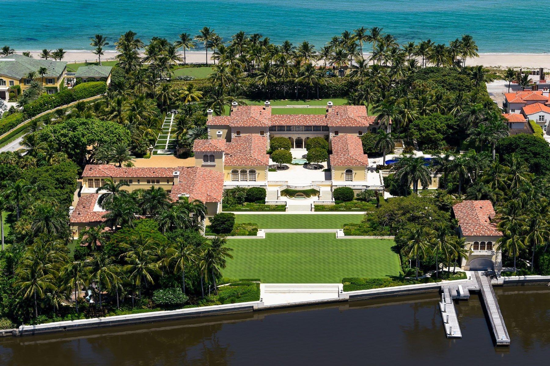 Casa Apava, Palm Beach, Fla (© ZUMA Press/Newscom) | wow | Pinterest ...