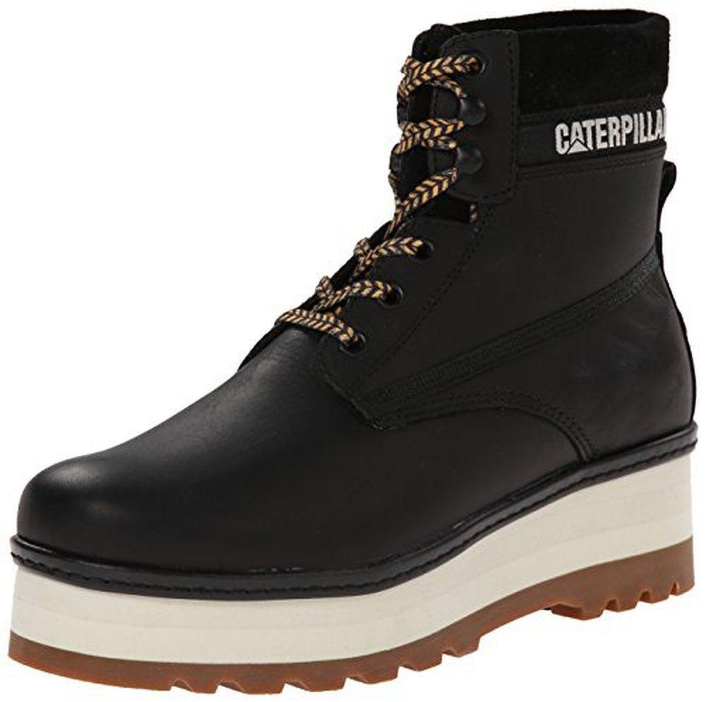 Caterpillar womens high hopes combat boot zapatos