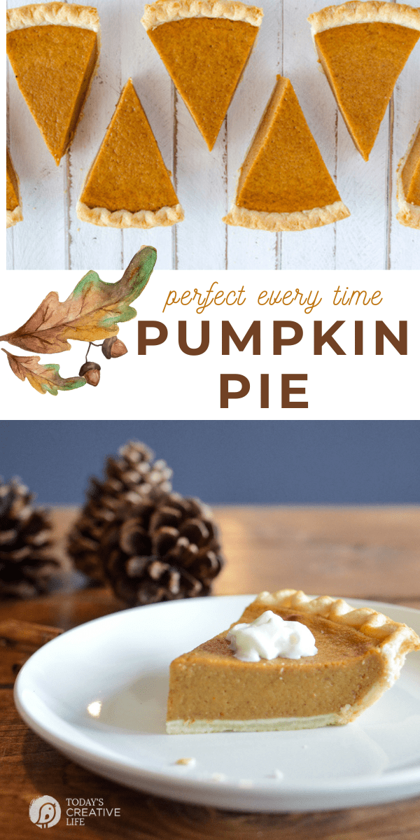 Easy Pumpkin Pie Recipe Recipe In 2020 Pumpkin Pie Recipe Easy Pumpkin Pie Recipes Perfect Pumpkin Pie