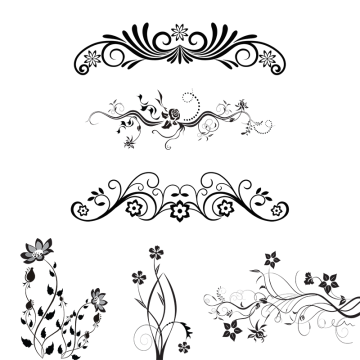 Floral Design Png Vectors Psd And Clipart For Free Download Floral Vector Png Ornament Drawing Floral Watercolor Background