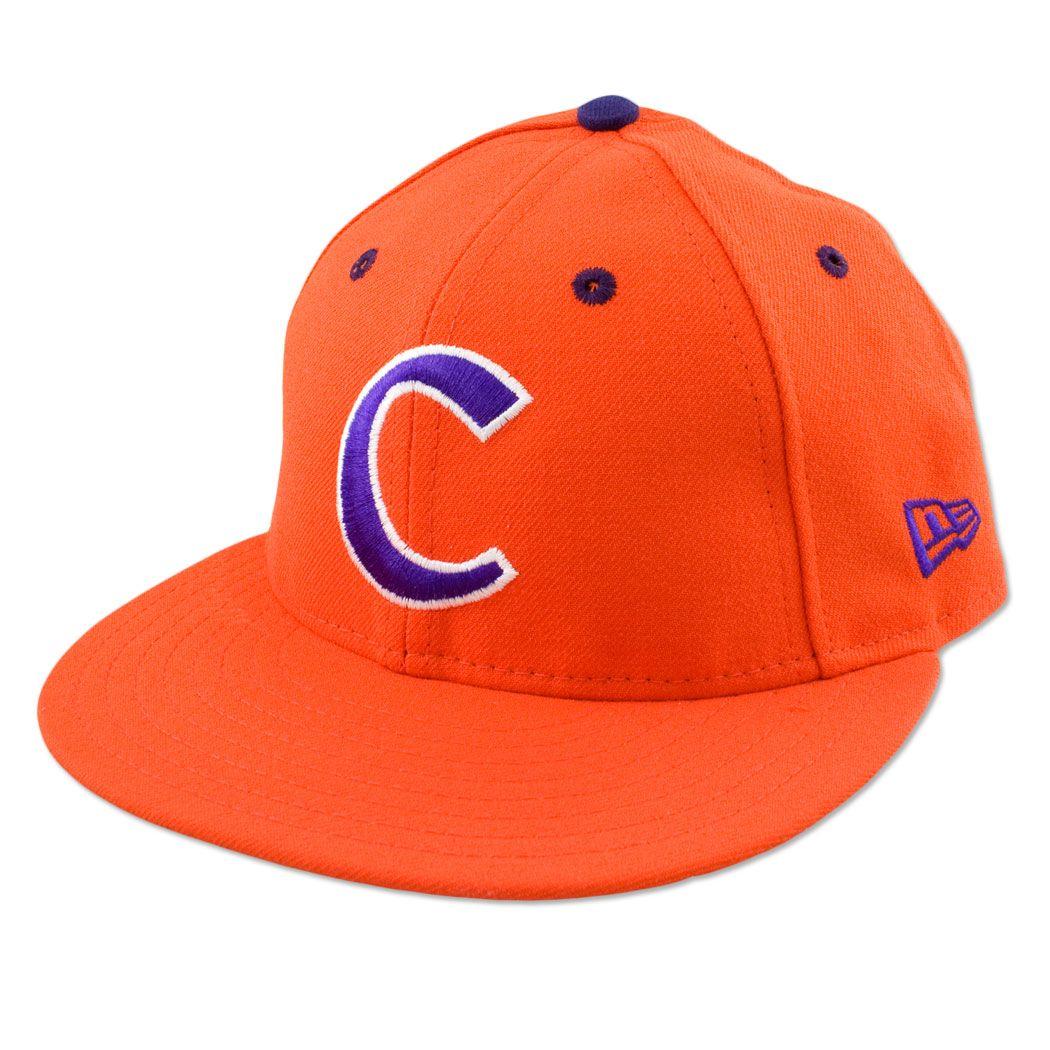 6d7387b5 Clemson Tigers Baseball Hat - Orange #Clemson #Tigers #Baseball ...