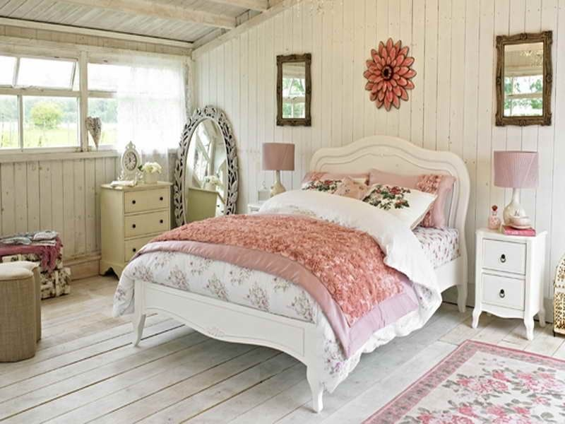 Shabby Chic Bedroom Related Images Of Home Design With Ideas