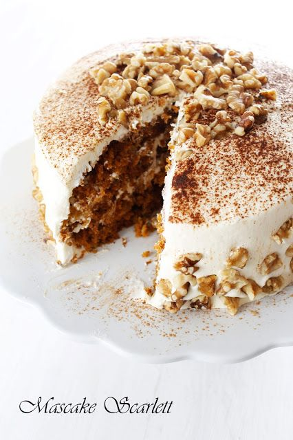 Carrot Cake La Mejor Tarta Del Mundo Sin Exagerar Cake Recipes Homemade Cakes Food
