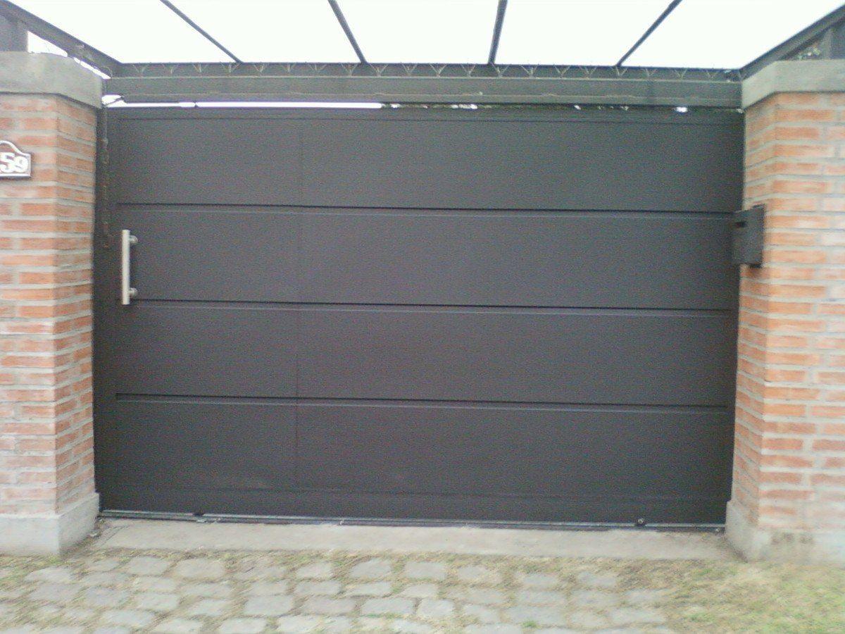 Portones corredizos buscar con google porton for Portones para garage