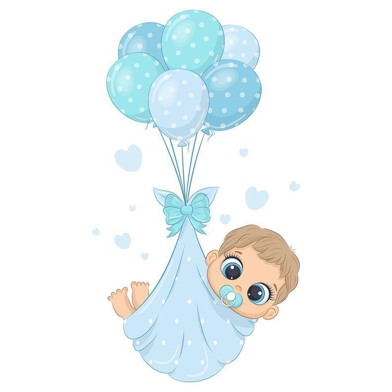Baby Boy And Girl Shower Clipart Png Eps Jpeg Baby Shower Etsy Arte Bebe Desenho De Ursinho De Pelucia Arte De Bercario