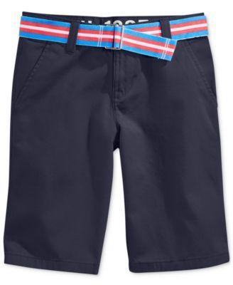 Tommy Hilfiger Boys' Chester Twill Shorts