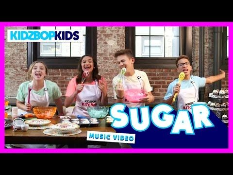 63e216d29 KIDZ BOP Kids - Sugar (Official Music Video) [KIDZ BOP 29] - YouTube ...