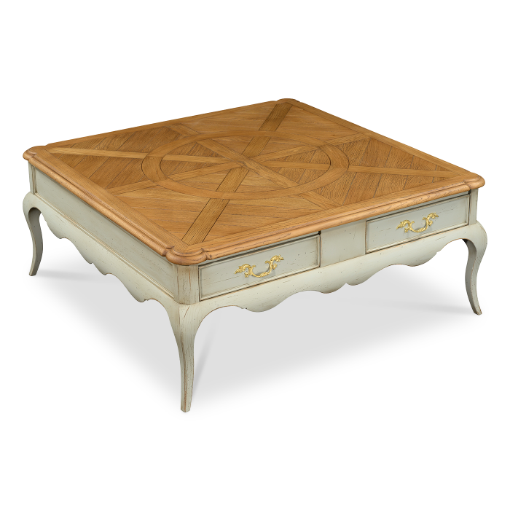 Grange Coffee Table Grand Siecle Collection Louis Xv Style Item