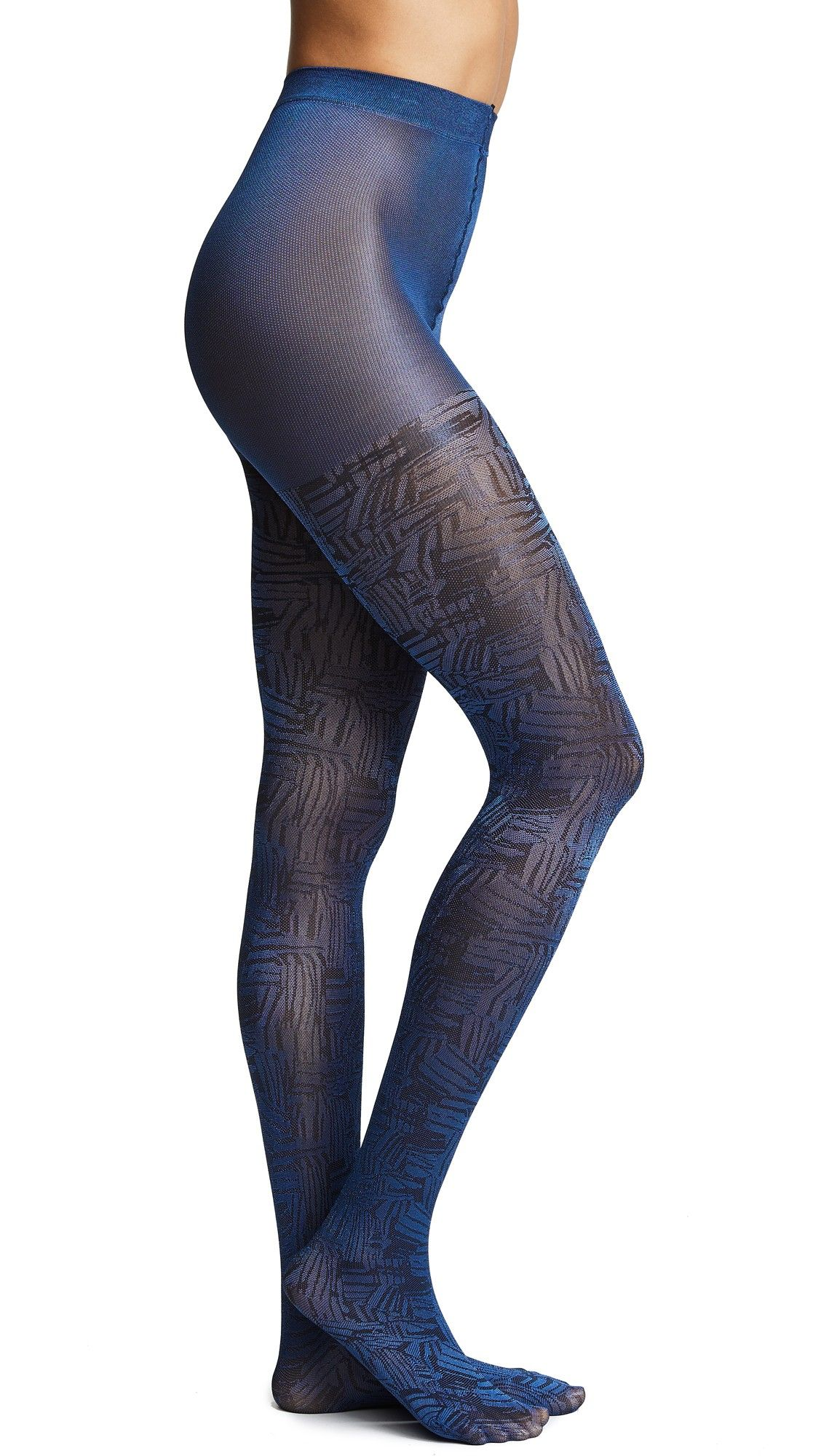a327a6bd525ae Sophie Tights in 2019 | Follow that pattern | Tights, Black tights ...