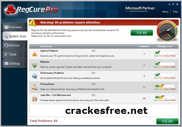 RegCure Pro 3 2 8 License key Crack RegCure Pro 3 2 8 License key