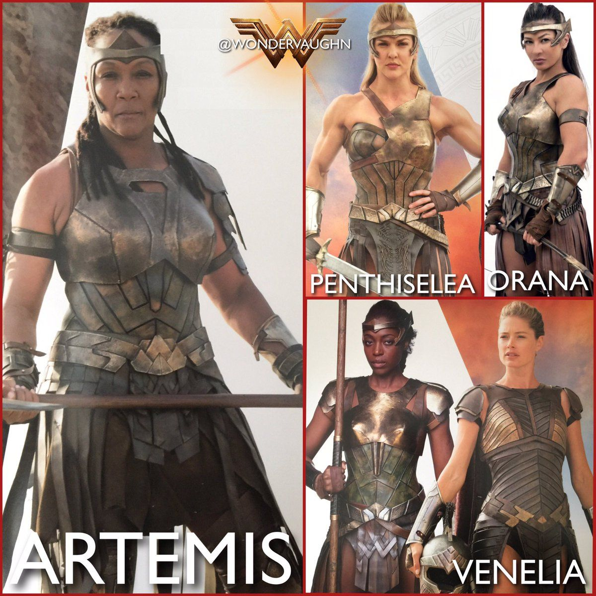 Vaughn Mounsey Wondervaughn Twitter Amazons Wonder Woman Wonder Woman Movie Wonder Woman Cosplay