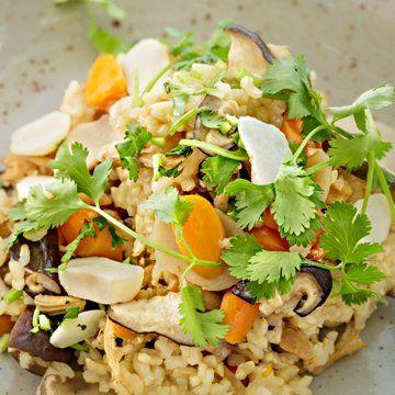 Al & Rosa Harringtons Tiger Rice Cooker Shoyu Gohan                                                                                                                                                                                 More