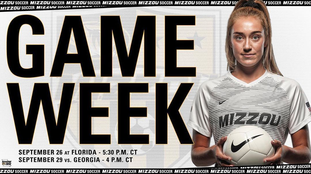 Mizzou Soccer On Instagram The Battle Continues With Sec Matches This Week Miz Showme Mizzou Soccer Battle