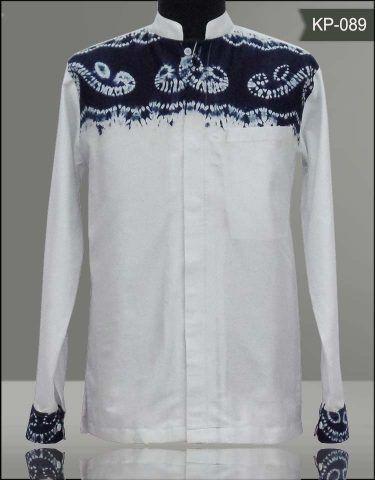 Baju Sasirangan : sasirangan, Model-baju-sasirangan-kp089, Batik,, Model,