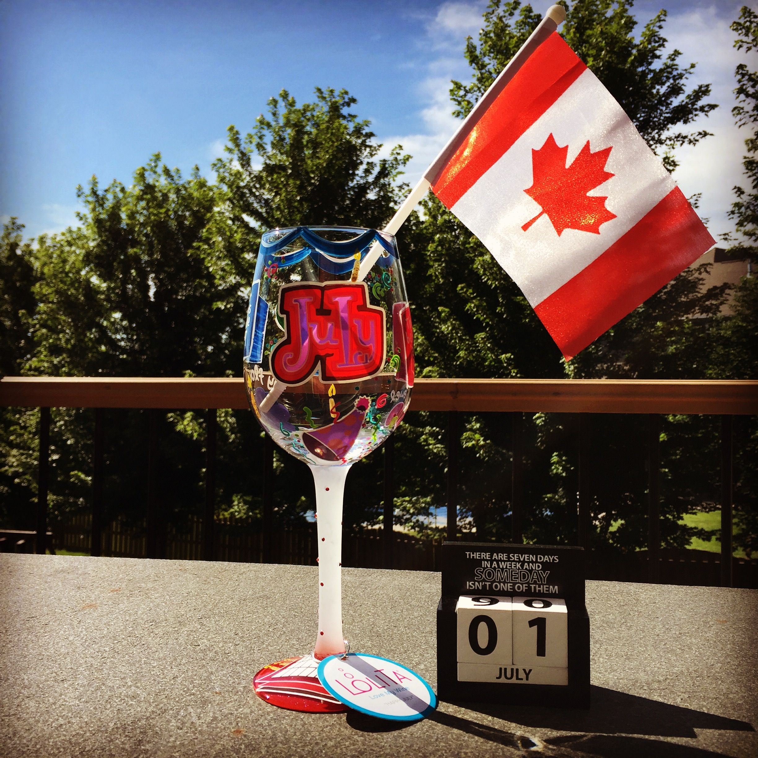 Happy Canada Day And Happy July 1st From Time Your Gift Happy Canada Day Happy July Canada Day