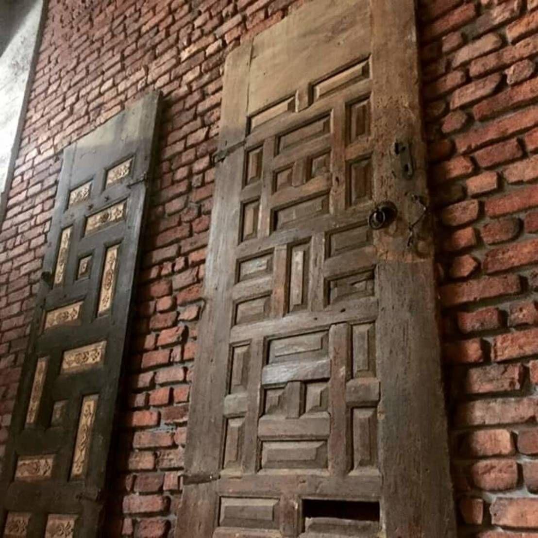 Puertas: ¡10 ideas rústicas y encantadoras! https://www.homify.com.mx/libros_de_ideas/66271/puertas-10-ideas-rusticas-y-encantadoras