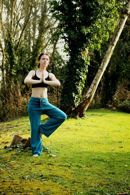 Freebook (englisch) Yogapant / Sporthose XS-XL | Freebook nähen ...