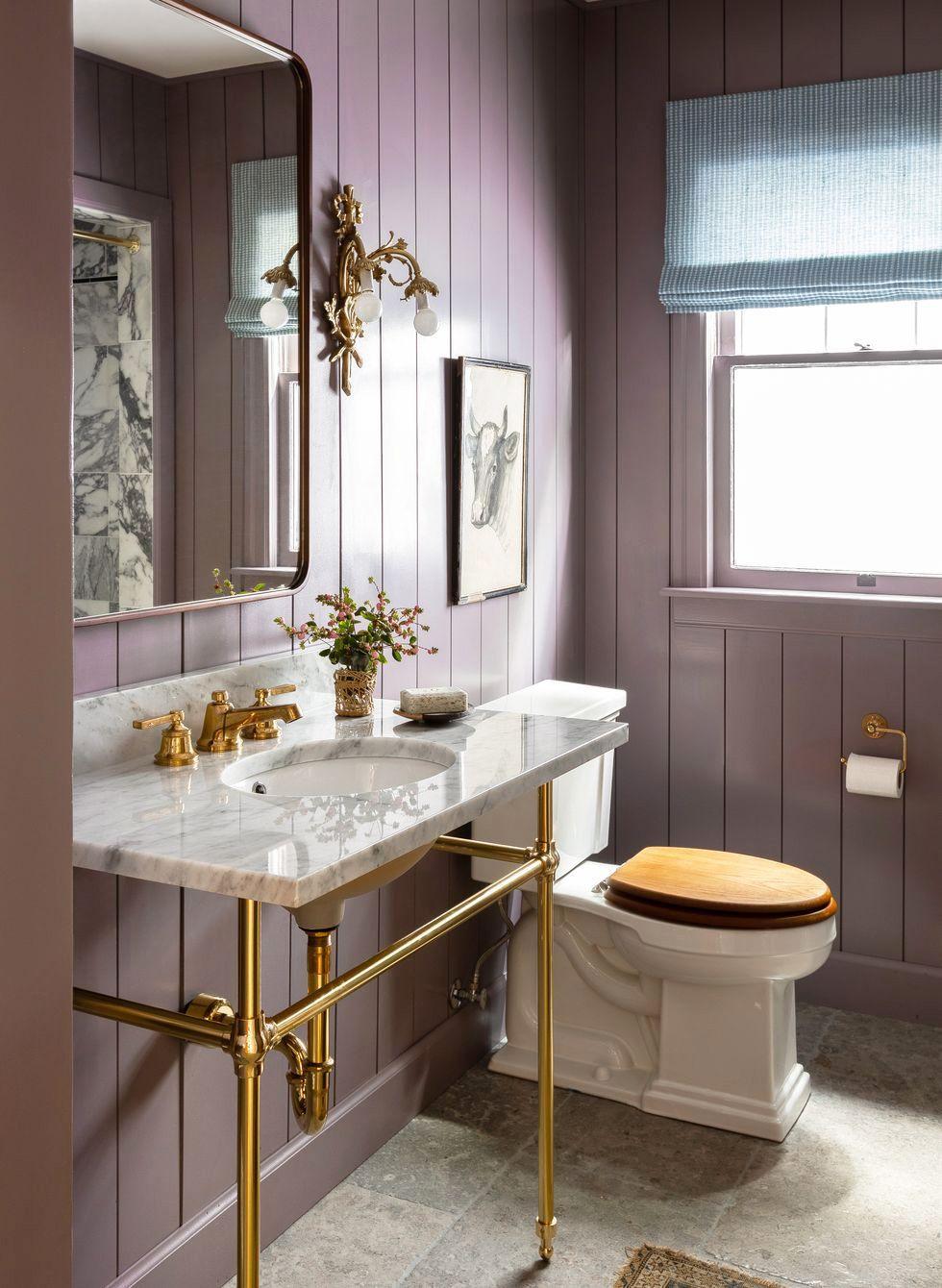 35 design ideas that will make small bathrooms feel so