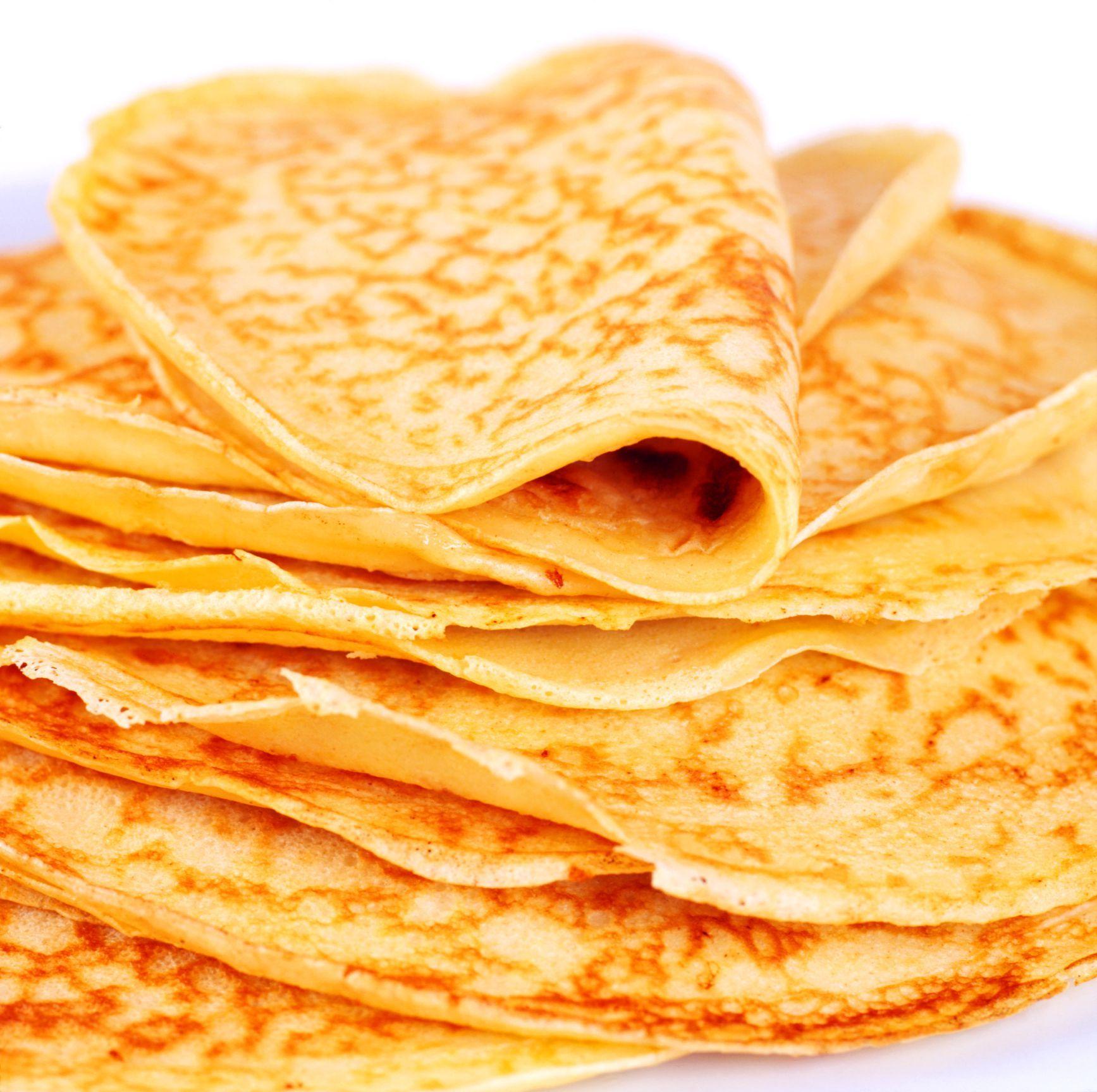 Delicious Croatian Serbian Sweet Cheese Recipe European Pancake Recipe Food Recipes