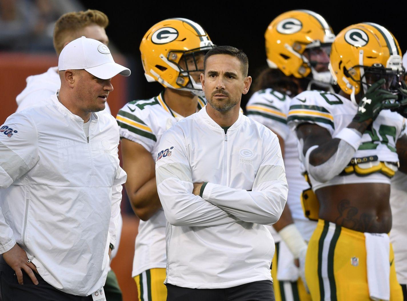 Matt Lafleur Wants A Better Run Pass Balance But Should He Total Packers Nfl Football Players Usa Today Sports Running