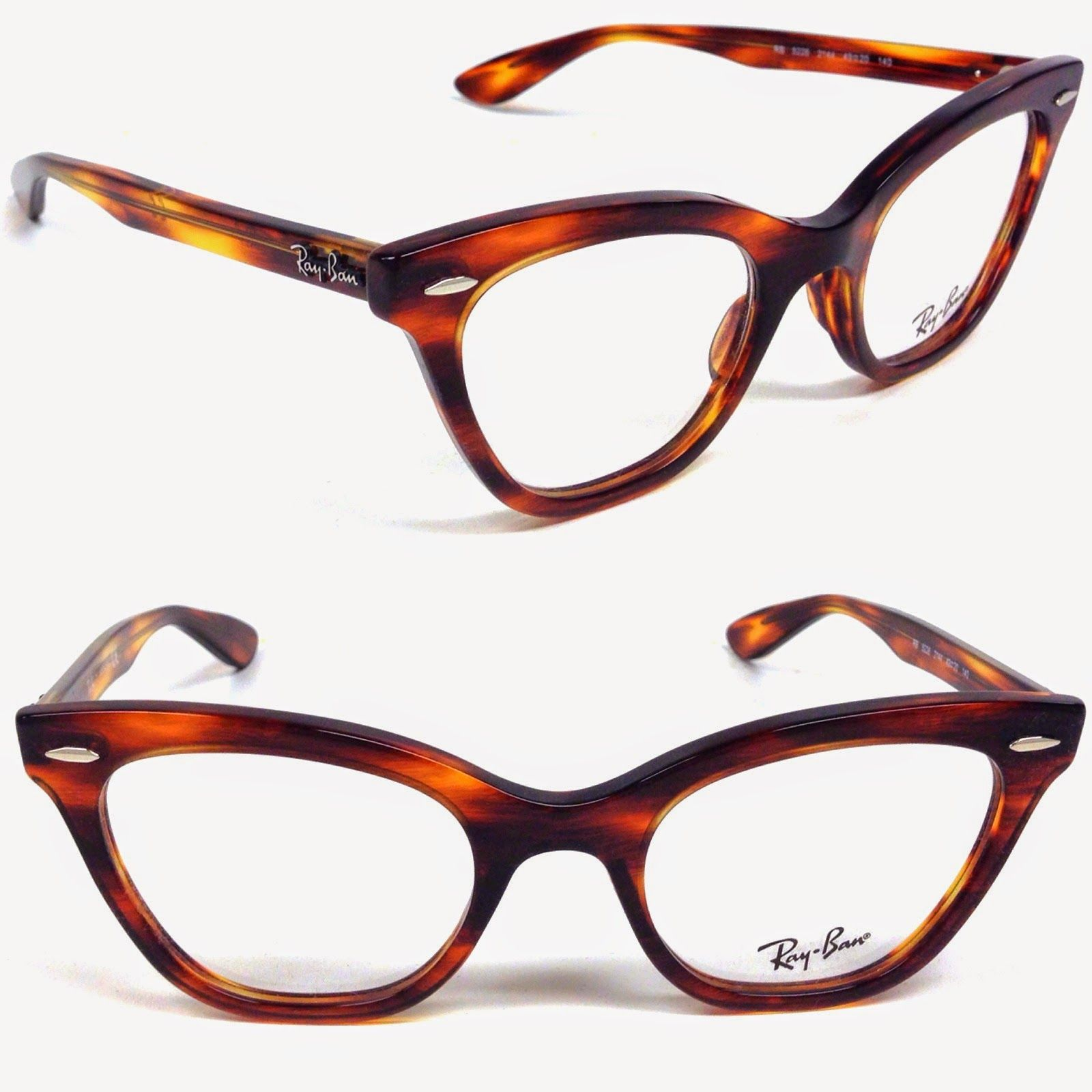 25b014cc08a Images For Ray Ban Cat Eye Glasses 5226