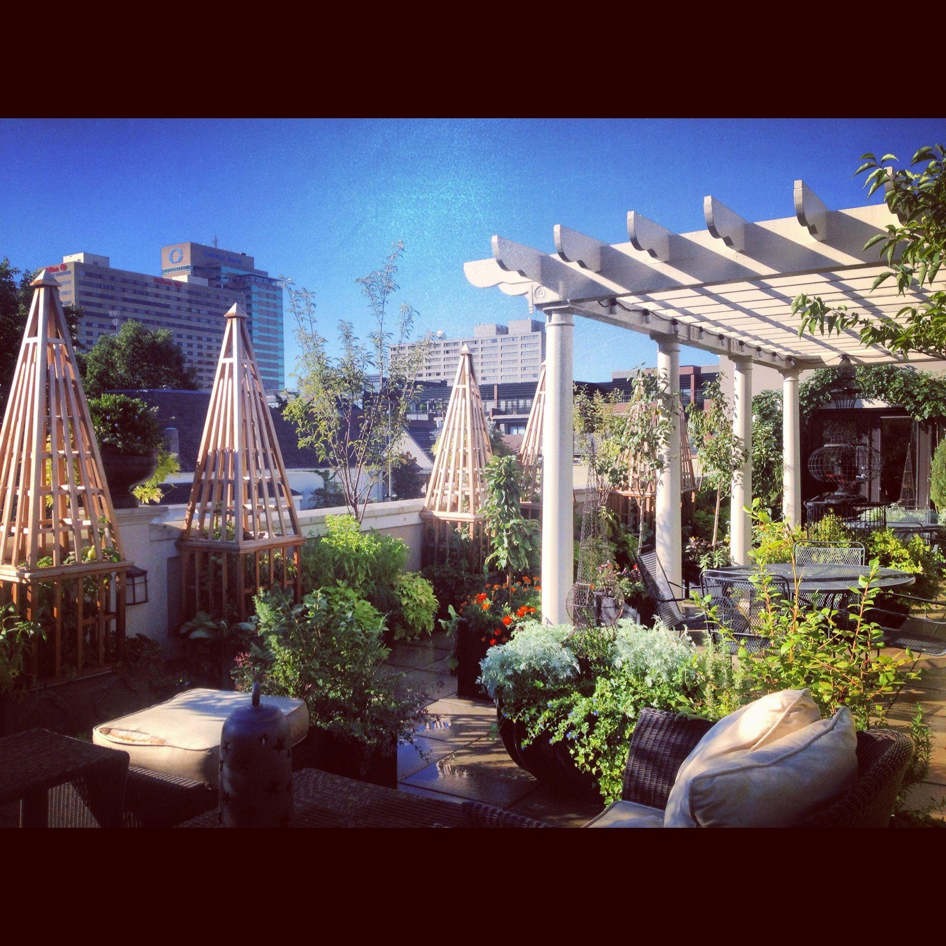 Designerlen Berlin jon carloftis lv harkness rooftop garden ky outdoorsy