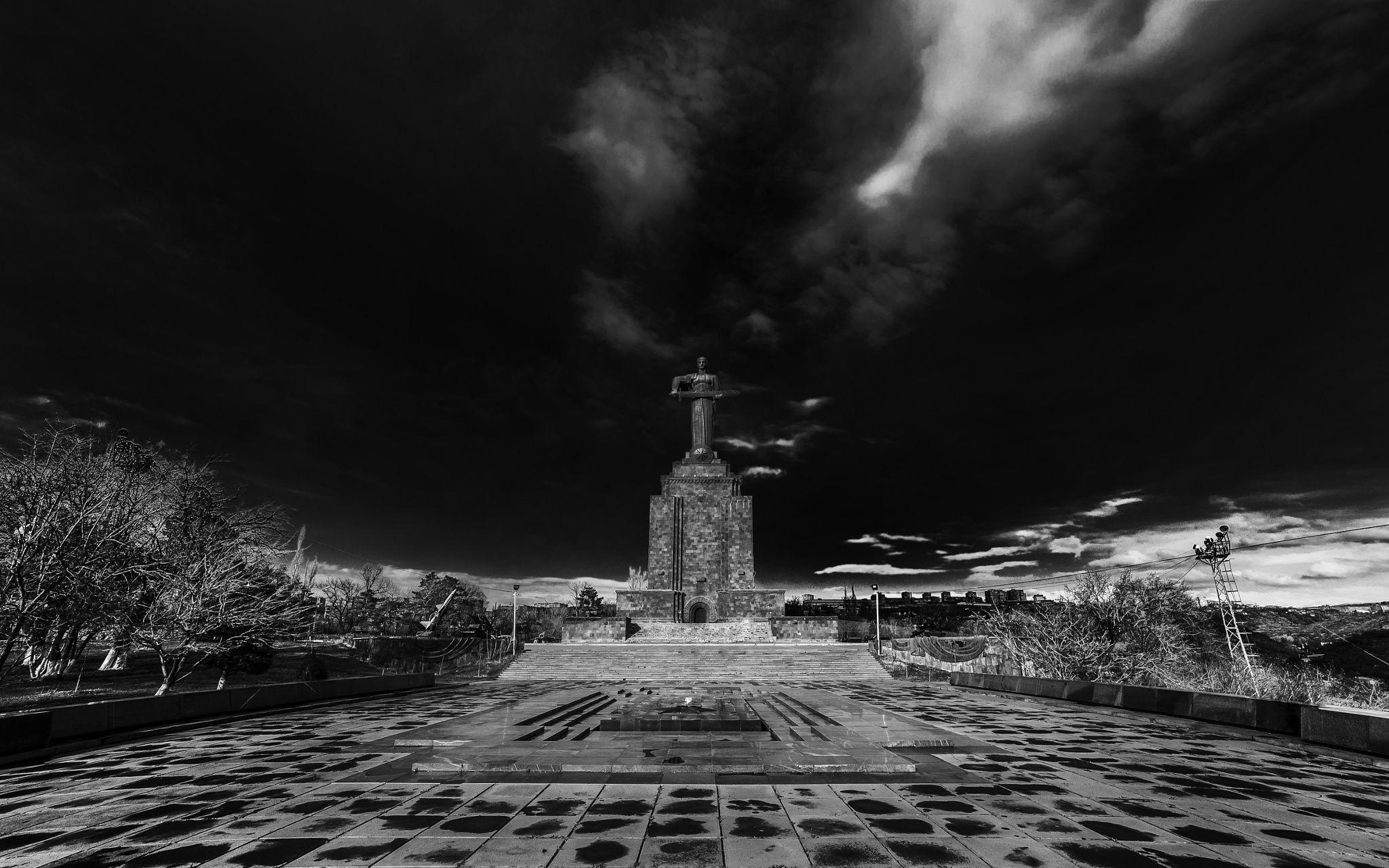 Mother Armenia By Kar Yan On 500px