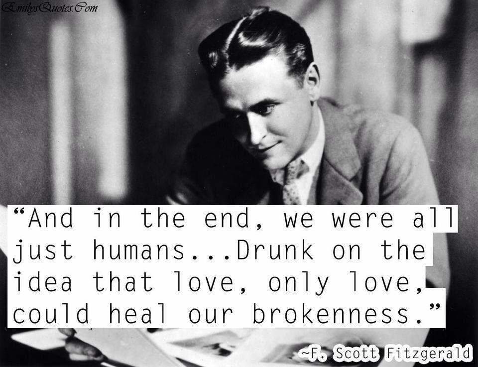 F. Scott Fitzgerald Quotes. QuotesGram