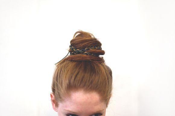 New Trend We Love: Bun Wraps!