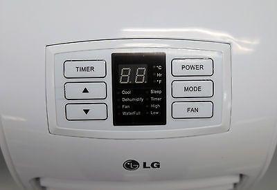Lg Lp0815wnr 8 000 Btu 110v Portable A C Remote Window Vent Kit Included Portable Air Conditioner Window Vents Remote