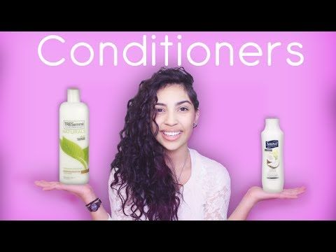 Silicone Free Conditioners Curly Penny Suave Naturals For Co Wash And Treseme For Actual Conditioning Silicone Free Conditioner Conditioners Curly Hair Tips