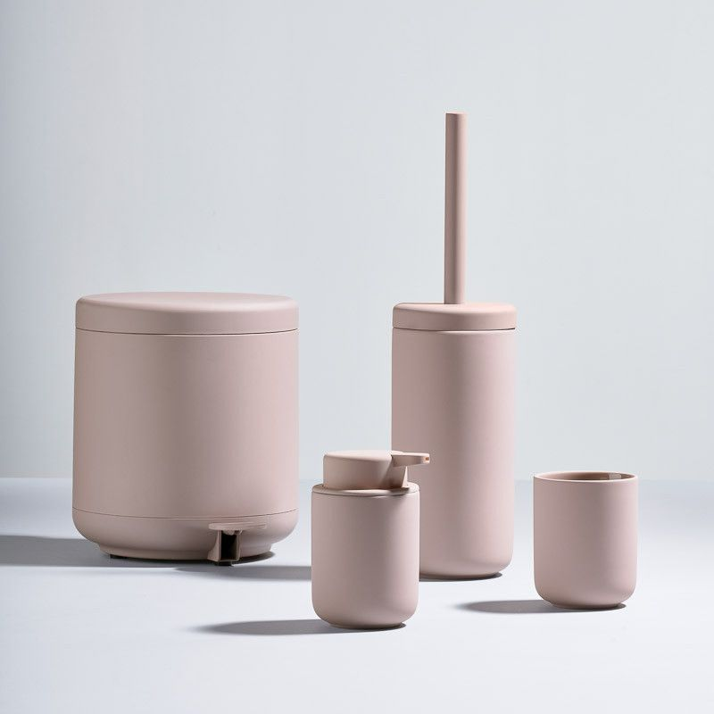 Zone Denmark Ume Pedal Bin Soft Touch Nude In 2019